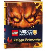LEGO NEXO KNIGHTS-KSIĘGA POTWORÓW