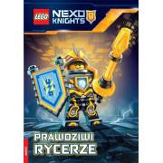 LEGO NEXO KNIGHTS-PRAWDZIWI RYCERZE