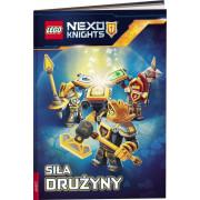 LEGO NEXO KNIGHTS-SIŁA DRUŻYNY