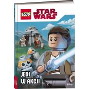 LEGO STAR WARS-JEDI W AKCJI