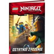 LEGO NINJAGO-OSTATNIE ŻYCZENIE