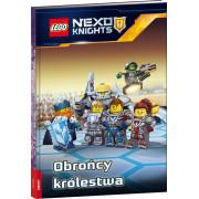 LEGO NEXO KNIGHTS-OBROŃCY KRÓLESTWA