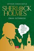 SHERLOCK HOLMES-ZNAK CZTERECH