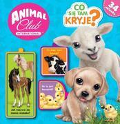 CO SIĘ TAM KRYJE-ANIMAL CLUB