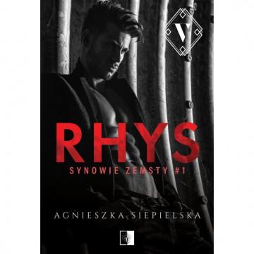 SYNOWIE ZEMSTY-1-RHYS