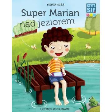CZYTA SIĘ-POZIOM 1-SUPER MARIAN NAD JEZIOREM