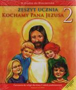 KATECH 2 ĆW KOCHAMY PANA JEZUSA WAM