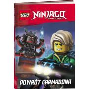 LEGO-NINJAGO-POWRÓT GARMADONA