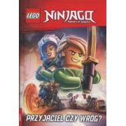LEGO-NINJAGO-PRZYJACIEL CZY WRÓG