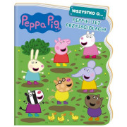PEPPA PIG-WSZYSTKO O PEPPIE I JEJ PRZYJACIOŁACH