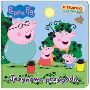 PEPPA PIG-JEŻYNOWA PRZYGODA-HISTORYJKI Z OBRAZKAMI