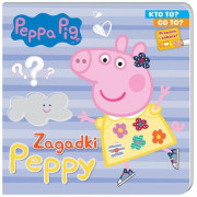PEPPA PIG-ZAGADKI PEPPY