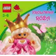 LEGO DUPLO-KRÓLEWNA RÓŻA