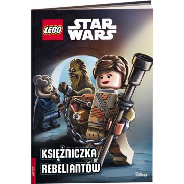 LEGO STAR WARS-KSIĘŻNICZKA REBELIANTÓW